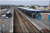 SN1916 : Whitland Station by Philip Halling