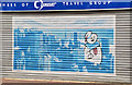 J3374 : Decorated shutter, North Street, Belfast (4) by Albert Bridge