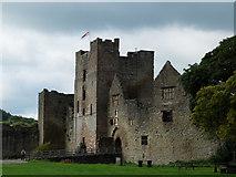SO5074 : Ludlow Castle by John Allan