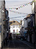 SW8132 : Falmouth: Arwenack Street by Chris Downer
