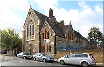 TQ2876 : St Bartholomew, (now St Nectarios), Battersea by John Salmon