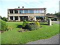 SE0820 : Bradley Hall golf clubhouse by Humphrey Bolton