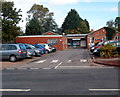 ST6377 : Entrance to General Outpatients, Frenchay Hospital, Bristol by Jaggery