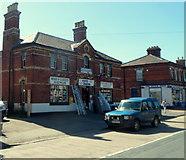 SO4382 : Cyril Bason, Craven Arms by Jaggery