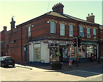 SO4382 : The Paper Shop, Craven Arms by Jaggery