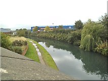 SO9297 : Brum Canal View by Gordon Griffiths
