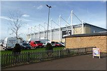 TL1495 : Peterborough Arena by Bob Harvey