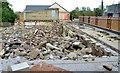 J4569 : Demolished shops, Comber (3) by Albert Bridge
