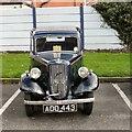 SJ9594 : Austin 7 Ruby ADD443 by Gerald England