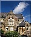 ST5874 : St Saviour's church, Woolcot Park by Derek Harper