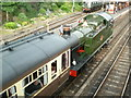 SO7975 : Bewdley arrival by Chris Allen