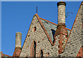 J3375 : Former Carlisle Memorial church, Belfast (6) by Albert Bridge