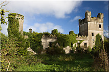 S9732 : Castles of Leinster: Mackmine, Wexford by Mike Searle