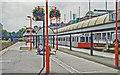TQ2479 : Kensington Olympia station, 1998 by Ben Brooksbank