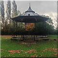 SK4833 : Autumn bandstand by David Lally