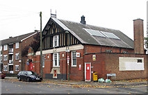 TQ2789 : East Finchley Delivery Office (built 1901) by Jim Osley