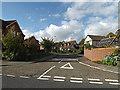 TM3863 : Stour Close, Saxmundham by Adrian Cable
