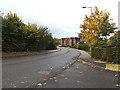 TM3763 : Brook Farm Road, Saxmundham by Adrian Cable