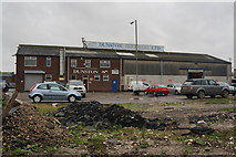 TA0827 : Dunston Ltd, William Wright, Dock, Hull by Ian S