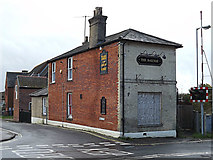 TM3863 : The Station Public House (former) by Adrian Cable