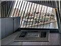 SJ8097 : Imperial War Museum North, The Air Shard Viewing Platform by David Dixon