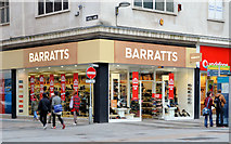 "J3374 : New ""Barratts"", Belfast by Albert Bridge"