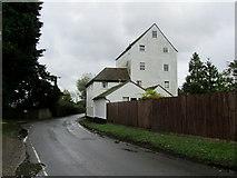 TR2158 : Littlebourne Watermill by Chris Heaton