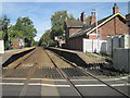 SJ7781 : Mobberley railway station, Cheshire by Nigel Thompson
