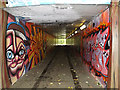 TM1244 : Subway under the A14 by Adrian Cable
