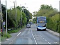 TR1961 : Stagecoach Bus on Staines Hill by David Dixon