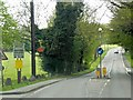TR0050 : Canterbury Road, Challock by David Dixon