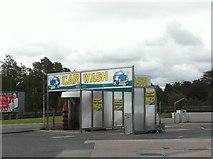X2693 : Car wash near Dungarvan by Darrin Antrobus