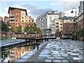 SJ8397 : Rochdale Canal, Lock 89 (Tib Lock) by David Dixon