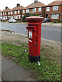 TM1444 : Hadleigh Road Postbox by Adrian Cable