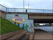 SX9192 : Welcome to fabulous Exeter by David Smith