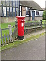 TM0944 : Post Office Postbox by Adrian Cable