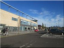 NT2276 : Morrisons Store and car park by James Denham