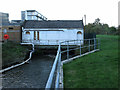 TQ3089 : New River Sluice House, Hornsey by Julian Osley
