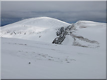 NH9802 : Looking towards Cairngorm by Hugh Venables