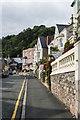 SH7782 : Church Walks by Ian Capper