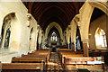 SU5567 : St.Matthew's nave by Richard Croft