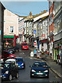 SW8033 : High Street, Falmouth by Chris Allen