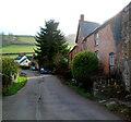SO4520 : Village scene, Skenfrith by Jaggery