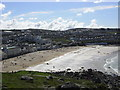 SW5140 : Porthmeor Beach, St Ives by Chris Allen