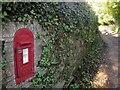 SX3360 : Postbox near Cutmere Bridge by Derek Harper