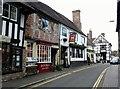 SO6299 : High Street, Much Wenlock by nick macneill