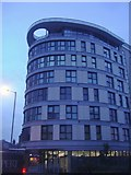 TQ2089 : New flats on the corner of Colindale Avenue by David Howard