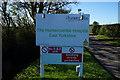 SE8539 : The entrance to Huntercombe Hospital by Ian S