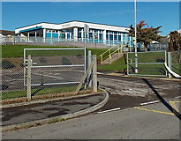 ST2896 : The Nursery, Pontnewydd Primary School, Cwmbran  by Jaggery
