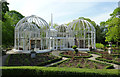 SP0485 : The Lawn Aviary at Birmingham Botanical Gardens by Roger  Kidd